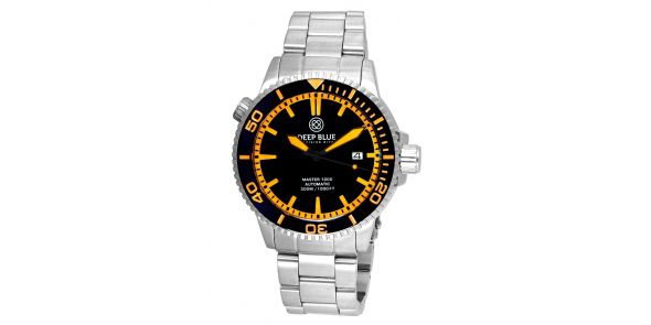 Master 1000 Automatic Ceramic Bezel Diver Orange - DB6