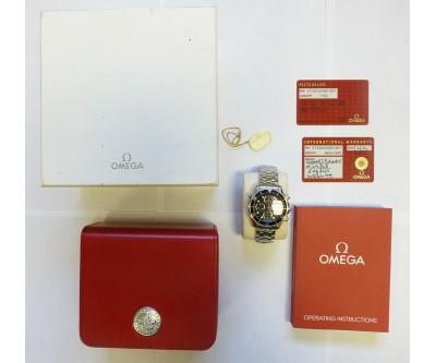Omega Seamaster Automatic Chronograph Chronometer - OME 589
