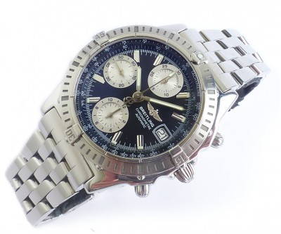 Breitling Chronomat Automatic Chronograph - BRL 198