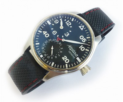 Alpina Startimer Regulator - NWW 1285