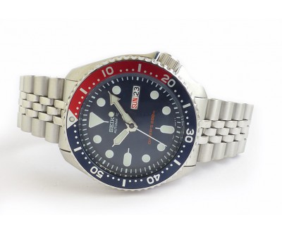 Seiko Automatic Divers Watch 200 Metre SKX 009 - NWW 1284