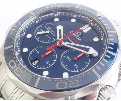 Omega Seamaster Co-Axial Chronograph - OME 592