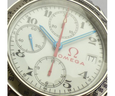 Omega Speedmaster Date Automatic Los Angeles 1932 Limited Edition - OME 594