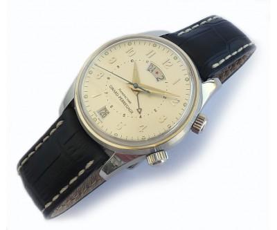 Girard Perregaux Traveller II - GMT Alarm - NWW 1295