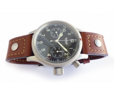 Hanhart Primus Hand Winding Chronograph Limited Edition - NWW 1293