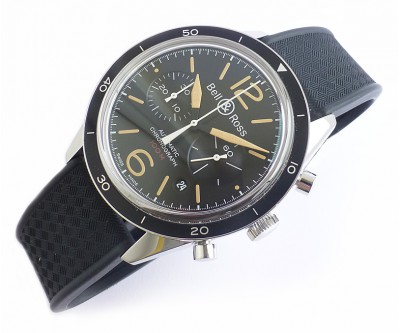 Bell & Ross BR 126 Automatic Chronograph - NWW 1297
