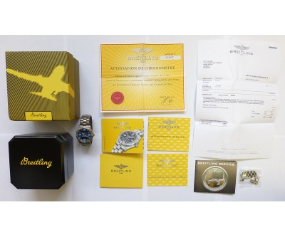 Breitling Aerospace Repetition Minutes Breitling Serviced - BRL 199