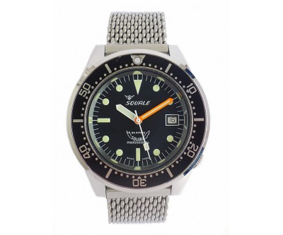 Squale 500 Metre Professional Divers Watch - NWW 1299