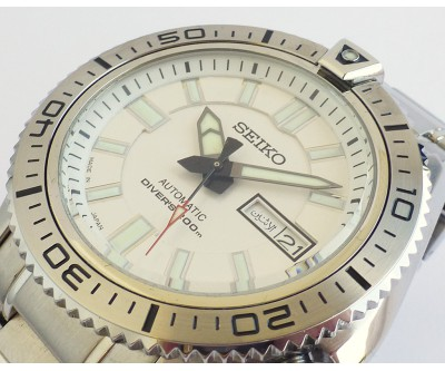 Seiko Automatic 200 Metre Divers Watch - NWW 1301