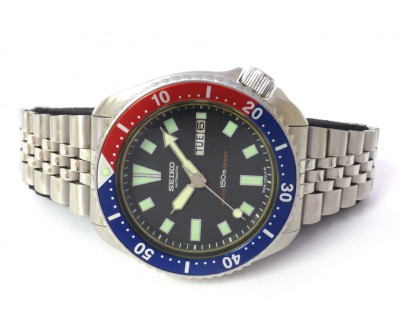Seiko Automatic 150 Metre Divers Watch - NWW 1291