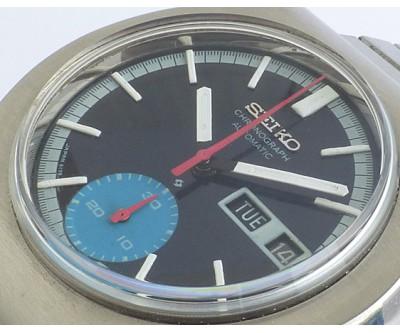 Seiko Automatic Chronograph 1970s - NWW 1230