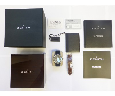 Zenith Pilot Big Date Special - ZEN 104