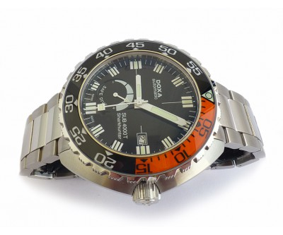 Doxa SUB 4000T Shark Hunter Safe Dive Anniversary Edition - NWW 1324