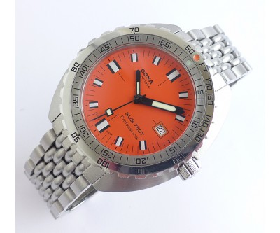 Doxa Sub 750 T Professional Clive Cussler Edition - NWW 1328