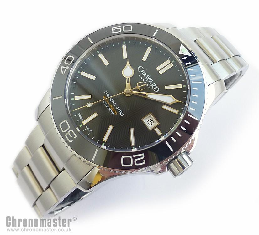 christopher ward c60 trident pro 600 nww 1331 chronomaster uk