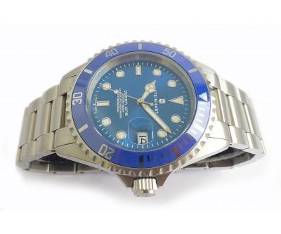 Steinhart Ocean 1 Premium Blue - Automatic Ceramic Bezel - NWW 1313