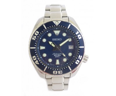 Seiko Prospex Automatic Divers Watch SBDC033 Sumo. - NWW 1326
