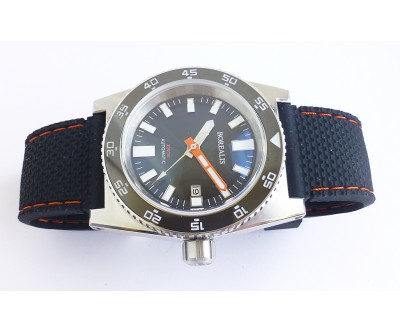 Borealis Scorpionfish Automatic Retro Divers Watch - NWW 1332