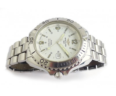 Breitling Shark Automatic Divers Watch - BRL 202