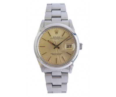 Rolex Oyster Perpetual Date - Officially Certified Chronometer. - ROL 673
