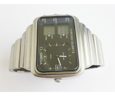 Omega 1976 Chrono-Quartz Seamaster Scoreboard - OME 601