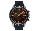 Latest Items - Watches - Chronograph - Tissot Seastar 1000 Automatic Chronograph Orange