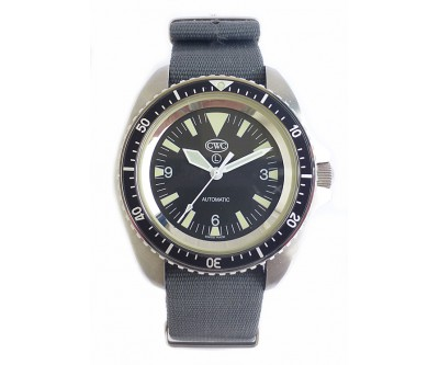 CWC Royal Navy Divers Watch - automatic - NWW 1346