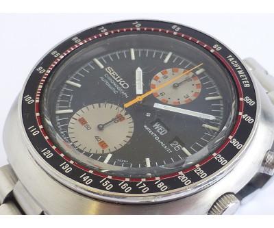 Seiko Automatic Chronograph UFO - NWW 1349