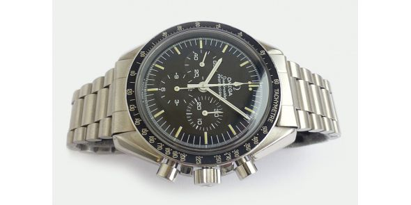 Omega Speedmaster Professional Moon Watch 1970s - Calibre 861 Omega Serviced - OME 604