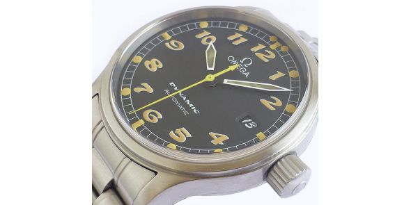 Omega Dynamic Automatic - OME 639