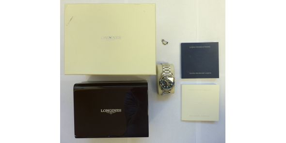 Longines Master Collection Automatic Chronograph - NWW 1358