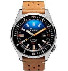 Squale Squale Squalematic 60 ATM Satin Finish SQL 20