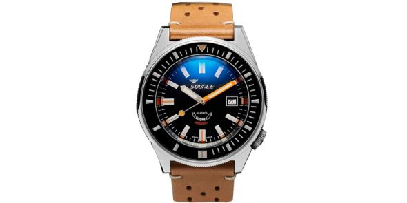 Squale Squalematic 60 ATM Satin Finish - SQL 20