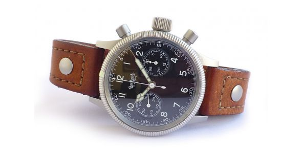 Hanhart Replika Chronograph Limited Edition - NWW 1364