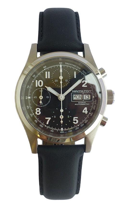 1a60ae896 Hamilton Automatic Chronograph. NWW 1389 | Chronomaster UK