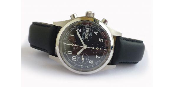 Hamilton Automatic Chronograph. - NWW 1389
