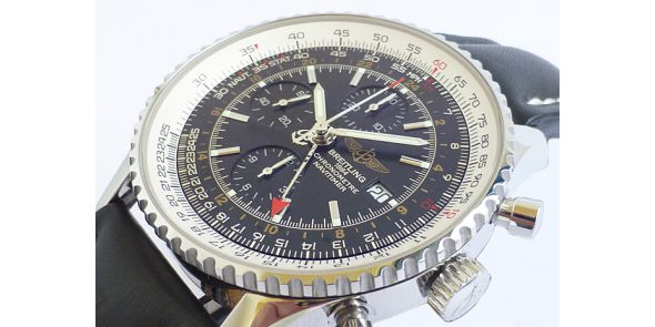 Breitling Navitimer World Automatic Chronograph - BRL 207
