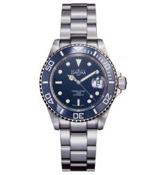 Davosa Ternos Ceramic Automatic - Blue 161.555.40