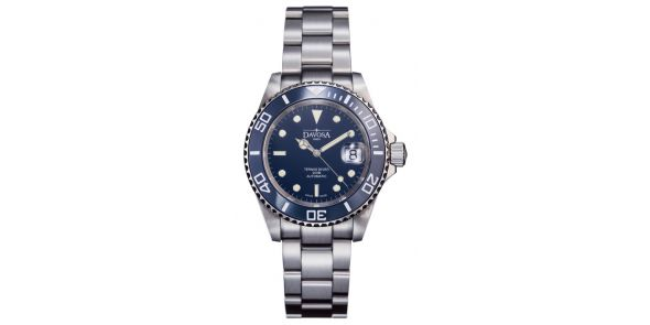 Ternos Ceramic Automatic - Blue - 161.555.40