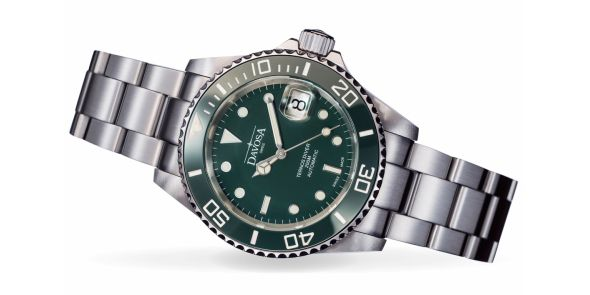 Ternos Ceramic Automatic - Green - 161.555.70