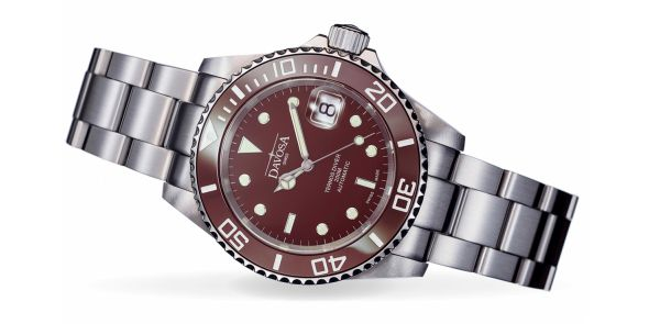 Ternos Ceramic Automatic - Brown - 161.555.80