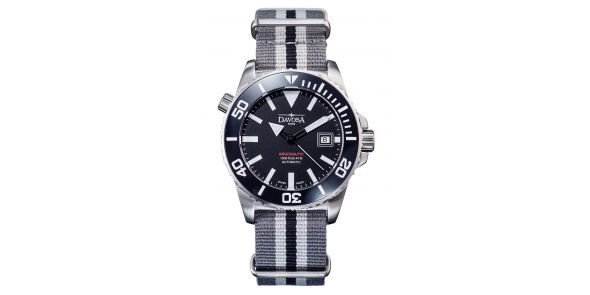 Argonautic Automatic Black on Nato - 161.498.28