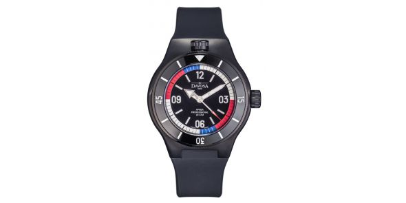 Apnea Diver Automatic - Black Steel - 161.570.55