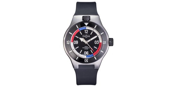 Apnea Diver Automatic - Steel and Black PVD - 161.569.55