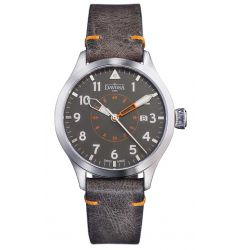 Davosa Neoteric Pilot Automatic - Grey 161.565.96