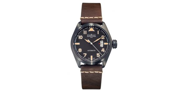 Military Automatic - Black PVD - 161.511.84