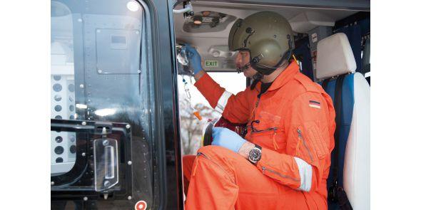 Sinn EZM 12 Air Rescue Service - - SIN 229