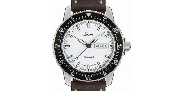 Sinn 104 St Sa I White - SIN 231