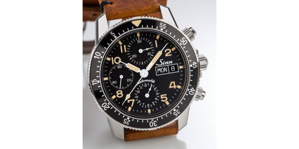 Sinn 103 St Sa E Traditional Pilot Chronograph Limited Edition - SIN 233