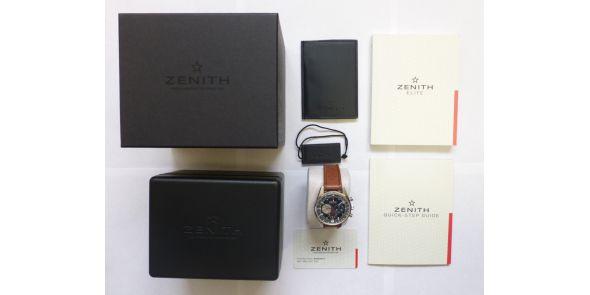 Zenith Chronomaster Classic Cars - ZEN 108